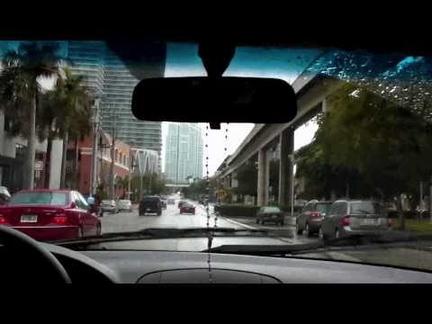 Downtown Miami - Sightseeing on HD