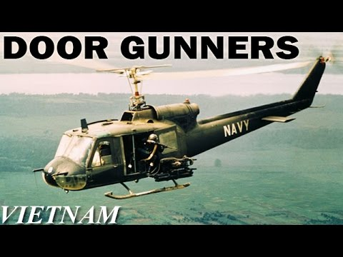 Vietnam War Helicopter Door Gunners - The Shotgun Riders | US Army Documentary film