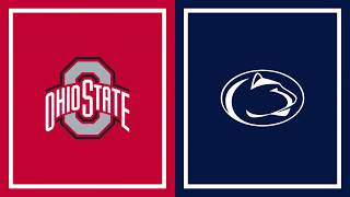First Half Highlights: Penn State at Ohio State | B1G Basketball