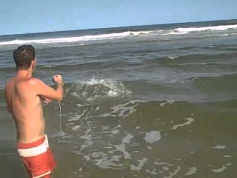 HOW TO THROW A 6ft CAST NET