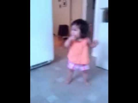 10 month Old walking.wmv