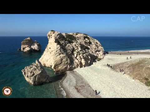 Petra tou Romiou by Cyprus Aerial Photography (HD)
