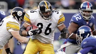 Jerome Bettis - Top 10 NFL Big Guys