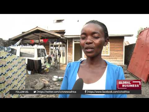 Solar energy business booming in eastern DR Congo