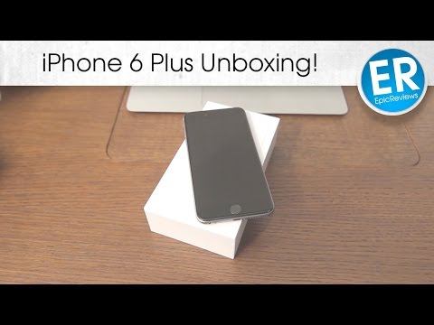 Cinematic iPhone 6 Plus Unboxing & Hands On - Spacegrau (Deutsch)