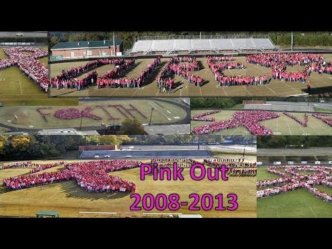 Adairsville Middle School 5K Pink out