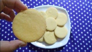 How To Make Butter Cookies ~ Cara Membuat Kue Kering Mentega