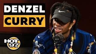 Denzel Curry On Vic Mensa's XXXTentacion Diss, Owning His Masters & Tells A CRAZY Drunk Story