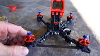 The next epic setup for FPV racing? (High voltage + Low KV)