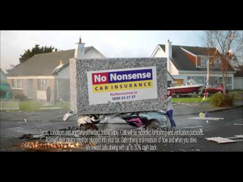 No Nonsense TV ad 2013 - SmartDriver Female
