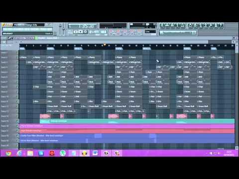 Freddy Kruegger - Halloween/Terror/Trap Style Beat - Dirty On The Beat
