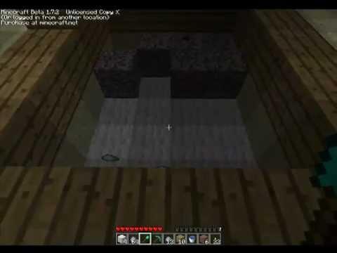 Как в майнкрафте сделать из гравия глину