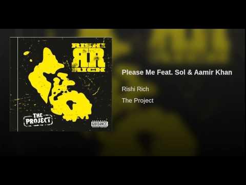 Please Me Feat. Sol & Aamir Khan