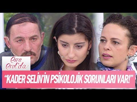 """İdil Hanım:""""Kader Selin'in psikolojik sorunları var!"""" - Esra Erol'da 29 Aralık 2017"""