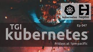 TGI Kubernetes 047: Networking with Cilium