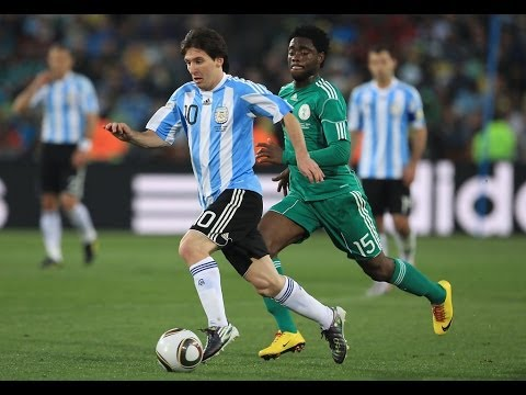Nigeria v Argentina, World Cup 2014: live 25th june 2014