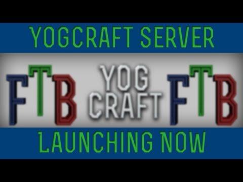 FTB YogCraft Server - NOW OPEN! - IP: Play.YogCraft.com - TPM Gaming