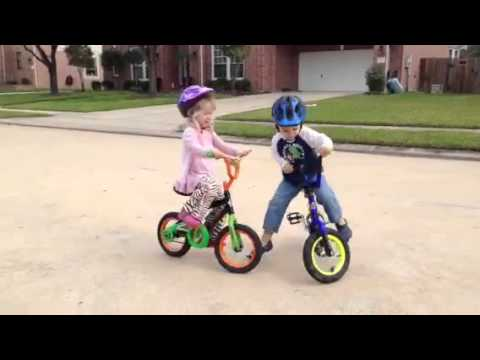 Bikes With Training Wheels For 4 Year Olds year old twins riding bikes