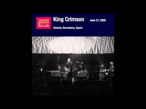 King Crimson - Into The Frying Pan
