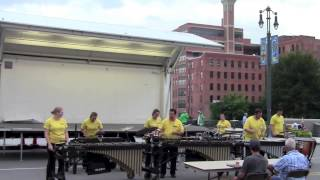 Grenadiers Percussion Ensemble DCA2014