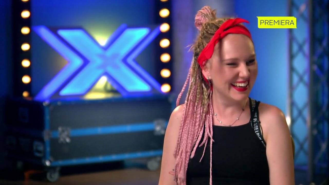 Irina Grosu a venit la X Factor ca să-l cunoască pe Carla's Dreams