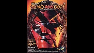 1998 Year In Review: WWF No Way Out