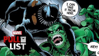 Big Bombastic Battles! AVENGERS #9 and more! | Marvel's Pull List