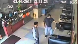 Asesinato en restaurante de Santa Ana, CA
