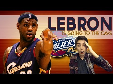 LEBRON JAMES WILL SIGN WITH THE CLEVELAND CAVALIERS | OFFICIAL BREAKING NEWS | NBA OFFSEASON DRAMA