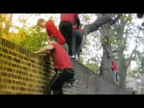 Invision Parkour - London Free Running 2010