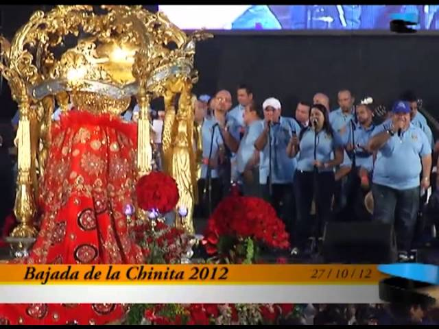 Bajada de la Chinita 2012