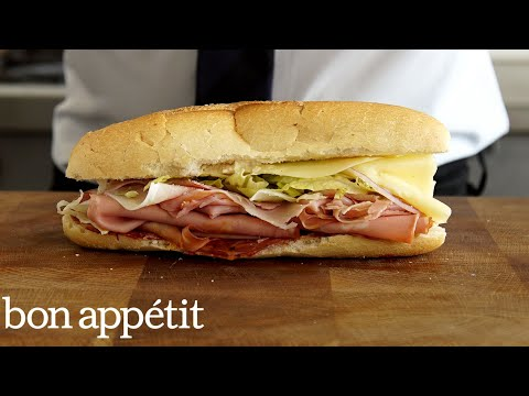 How to Assemble the Ultimate Delicious Sandwich | Bon Appétit