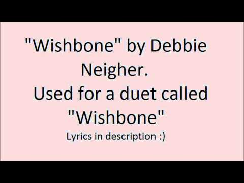 wishbone (from dance moms) music + lyrics