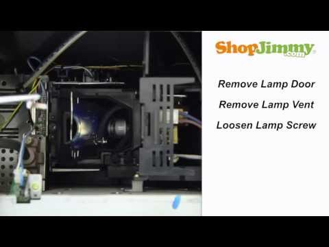 Samsung Model HL BP96-01472A DLP Lamp Replacement Guide for DLP DIY TV Repair