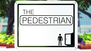 AMAZING GAME CONCEPT | The Pedestrian