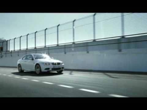 2009 BMW M3, промо