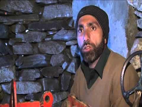 ابتکار روستائيان پاکستان برای توليد برق