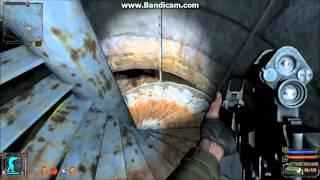 Прохождение игры сталкер тень чернобыля где найти оружие долговца