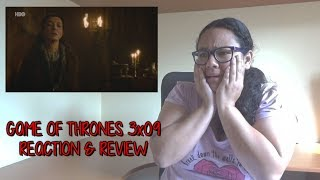 Game of Thrones 3x09 REACTION & REVIEW