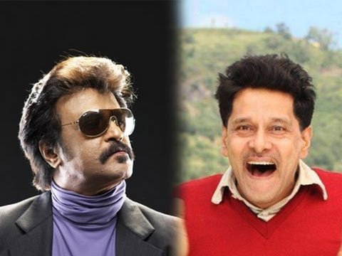 Rajini's expectations from Vikram