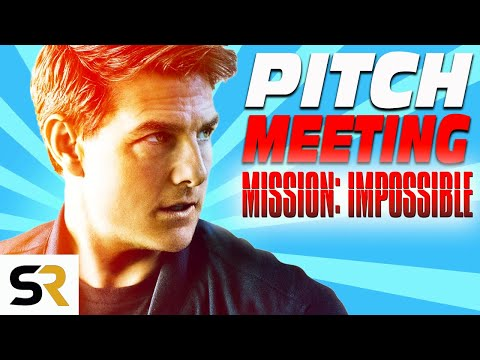 Mission: Impossible Franchise Pitch Meeting