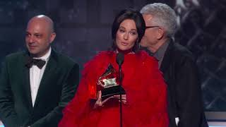 Kacey Musgraves Wins Album Of The Year 2019 Grammys Acceptance Speech
