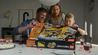 LEGO Technic - 40 Years - As Time Goes By