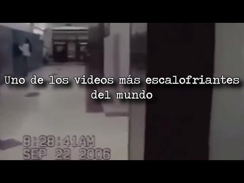 Uno de los videos más escalofriantes del mundo