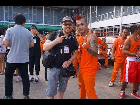 Dancing Inmates of Cebu Philippines