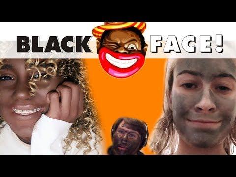 Почему blackface это ок   Саша Кэт против Nixelpixel против интернета