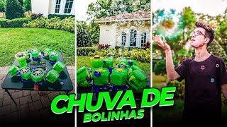 CHUVA DE BOLHA DE SABÃO ‹ EduKof ›