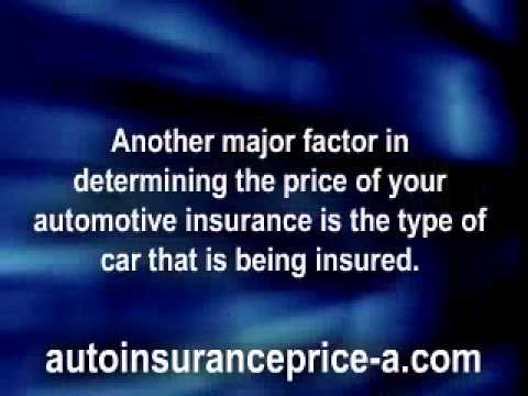 Auto Insurance and the Teenage Driver