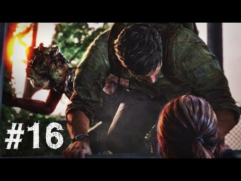 The Last of Us Gameplay Walkthrough Part 16 - Graveyard