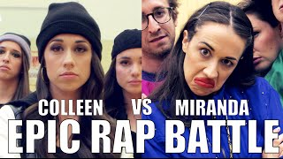 How to Makeup BETTER: Miranda Sings vs. Colleen Evans